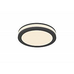 DL303-L7B4K Встраиваемый светильник Downlight Phanton Черный Maytoni