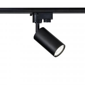 Трековый светильник TR002-1-GU10-B Track Maytoni