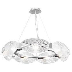 MOD022PL-07S Подвесной светильник Neoclassic Houston Серебро Maytoni