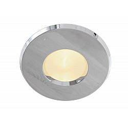 Встраиваемый светильник DL010-3-01-CH Metal Modern Maytoni