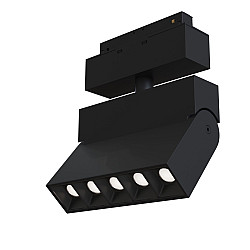 TR015-2-10W4K-B Трековый светильник Track lamps Magnetic track system Maytoni