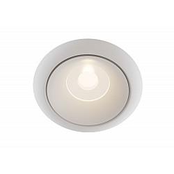 Встраиваемый светильник DL030-2-01W Yin Maytoni