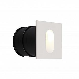 O022-L3W Встраиваемый светильник Outdoor Via Urbana Белый Maytoni