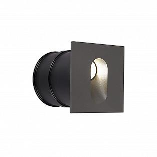 O022-L3GR Встраиваемый светильник Outdoor Via Urbana Серый Maytoni
