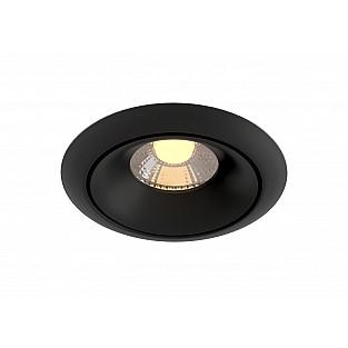 Встраиваемый светильник DL031-2-L8B Zoom Maytoni