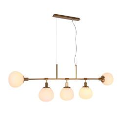 Подвесной светильник MOD221-PL-05-G Erich Maytoni