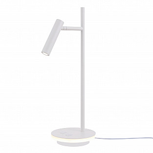 Z010TL-L8W3K Настольная лампа Table & Floor Estudo Белый Maytoni