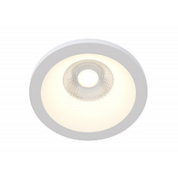 Встраиваемый светильник DL034-2-L12W Yin Maytoni