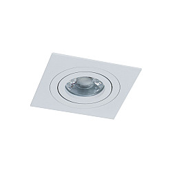 Встраиваемый светильник DL024-2-01W Atom Maytoni