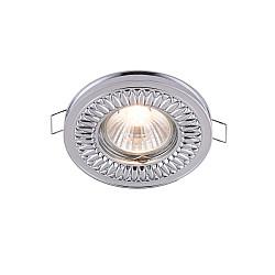 Встраиваемый светильник DL301-2-01-CH Metal Classic Maytoni