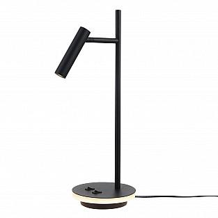 Z010TL-L8B3K Настольная лампа Table & Floor Estudo Черный Maytoni