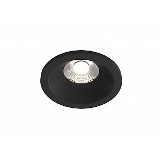 Встраиваемый светильник DL034-2-L12B Yin Maytoni