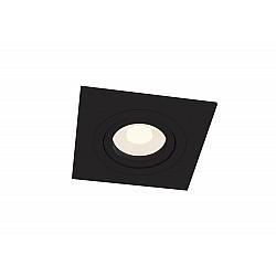 Встраиваемый светильник DL024-2-01B Atom Maytoni