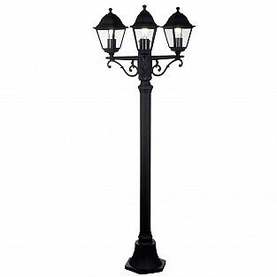 O003FL-03B Ландшафтный светильник Outdoor Abbey Road Черный Maytoni