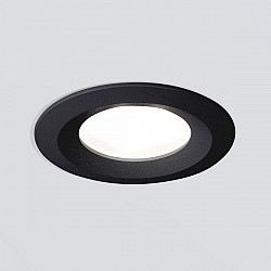 Точечный светильник 110 MR16 черный