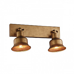 Настенный светильник 2024-2W Country Clochette Favourite