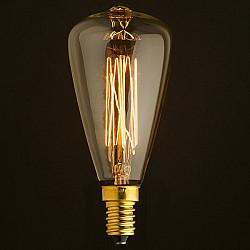 Ретро лампочка накаливания Эдисона 4840 4840-F