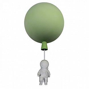 Подвесной светильник Cosmo 10044/200 Green