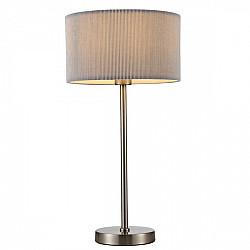 Интерьерная настольная лампа Mallorca A1021LT-1SS