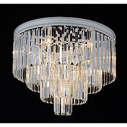 Потолочная люстра 1490-10U Crystal Geschosse Favourite