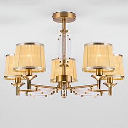 Потолочная люстра Amalfi 60081/5 золотая бронза