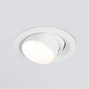 Точечный светильник 9919 LED 10W 4200K белый