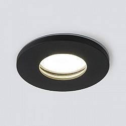 Точечный светильник 125 MR16 черный матовый