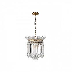 Подвесной светильник 10320 10325/C brushed brass