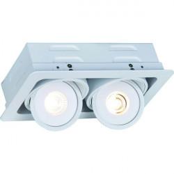 Точечный светильник Studio A3007PL-2WH