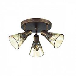 Потолочный светильник 1795-3U Country Gumbata Favourite