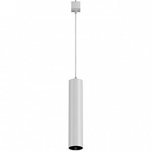 Трековый светильник Focus TR025-1-GU10-W