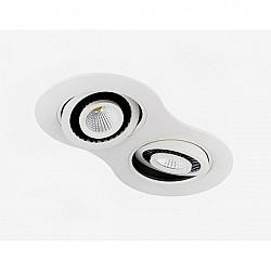 Точечный светильник Techno Led Premium S505/2 W