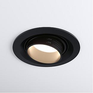Точечный светильник 9919 LED 10W 4200K черный