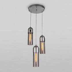 Подвесной светильник Airon 50180/3 дымчатый