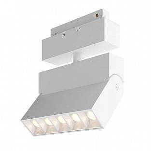 Трековый светильник Points TR015-2-10W4K-W