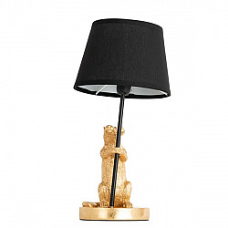 Интерьерная настольная лампа Gustav A4420LT-1GO