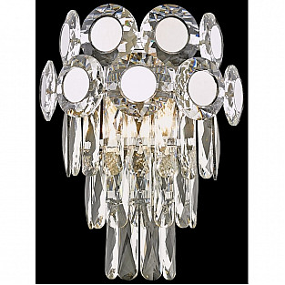 Настенный светильник Claudia WE134.02.101