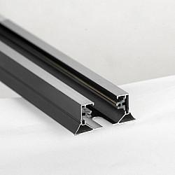 Шинопровод 10340 1м Шинопровод черный