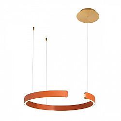 Подвесной светильник Ring 10025/400 Orange