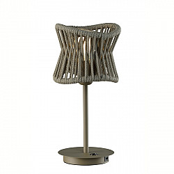 Уличная настольная лампа Polinesia 7134