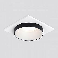 Точечный светильник 116 MR16 белый/черный
