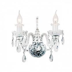 Настенный светильник 2022-2W Crystal Lawanda Favourite
