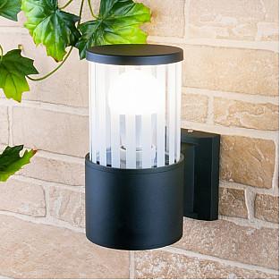 Настенный светильник уличный Techno 1410 TECHNO чёрный