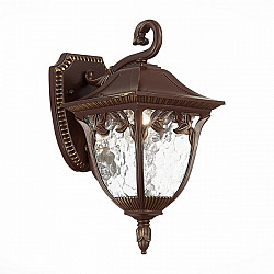 Настенный фонарь уличный Chiani SL083.701.01