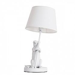 Интерьерная настольная лампа Gustav A4420LT-1WH