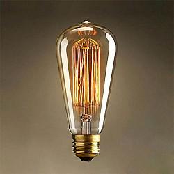 Ретро лампочка накаливания Эдисона 6440 6440-SC