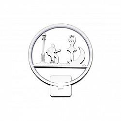 Настенный светильник Пано 074110,3