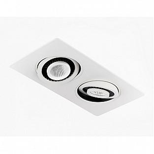 Точечный светильник Techno Led Premium S506/2 W