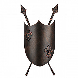 Настенный светильник 1786-2W Country Schild Favourite