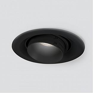 Точечный светильник 9920 LED 15W 4200K черный